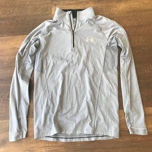 Under Armour Long Sleeve Half Zip Pullover